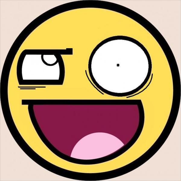 Crazy Smiley Face Clipart