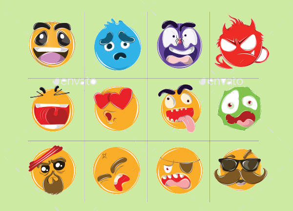 Creative Emoji Design