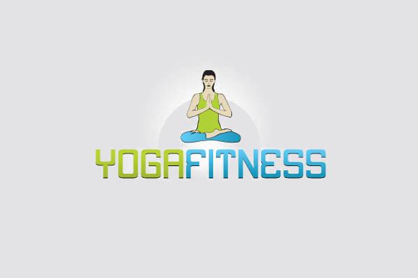 Creative Yoga Fitness Logo