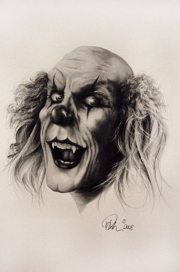 9+ Creepy Drawings - JPG Download
