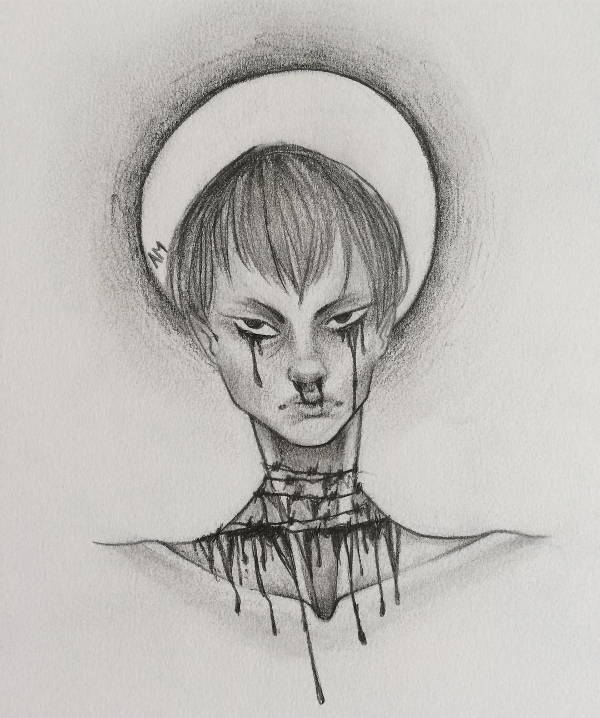 9+ Creepy Drawings