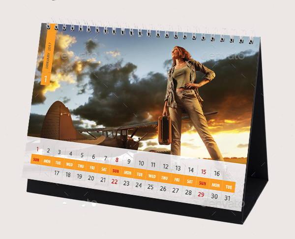 Daily Photo Calendar