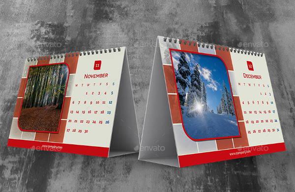 Desktop Photo Calendar