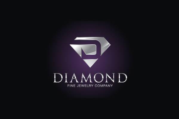 Diamond Business Logo