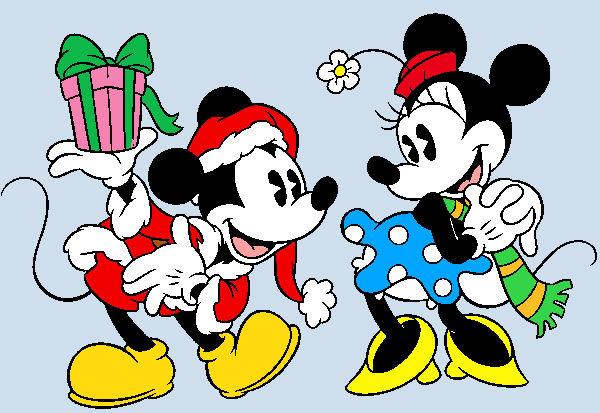 Disney Holiday Clip Art