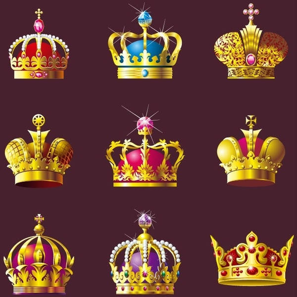 Disney Princess Crown Vector