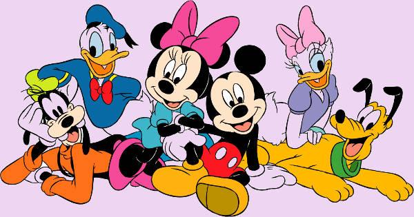 Disney Spring Clipart