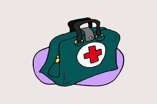Doctor Bag Clipart