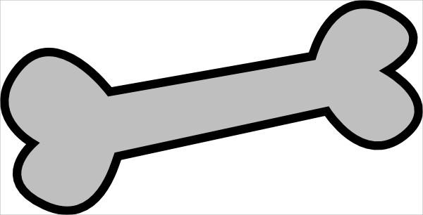Dog Bone Clipartbone