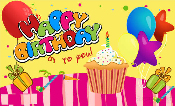 Download Animated Birthday Card
