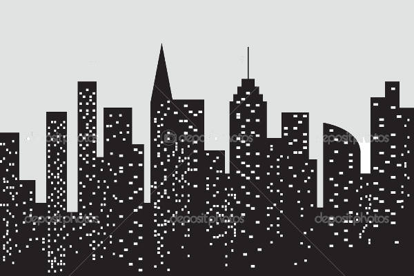 Download City Silhouette
