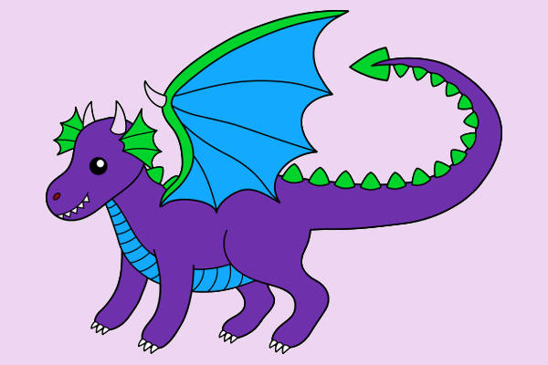 Dragon Clipart PNG