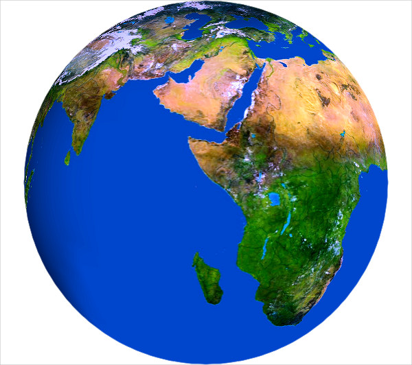 Earth Animated Clipart