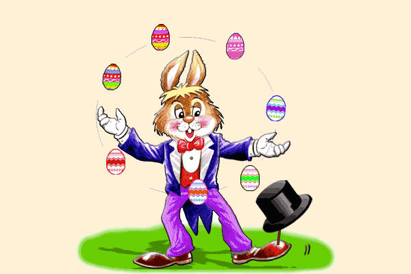 Easter Animated Clip Art