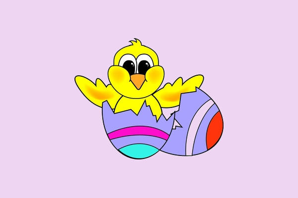 Easter Cartoon Clip Art