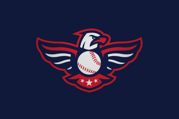 Electoral College Baseball Logo