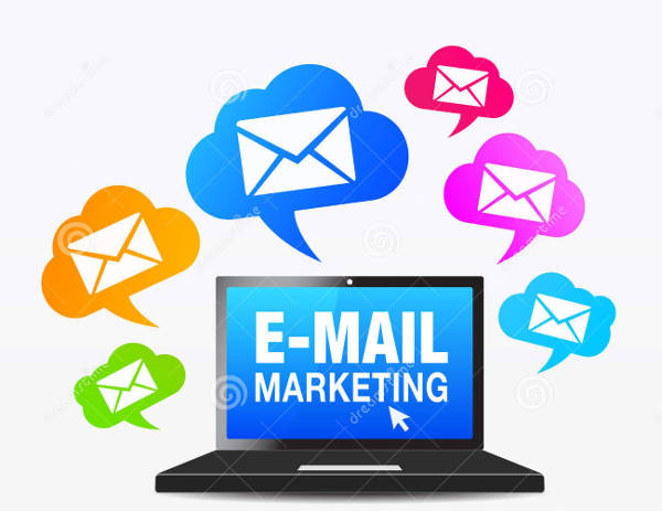 Email Marketing Icons