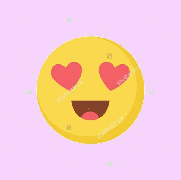Emoji Design Love