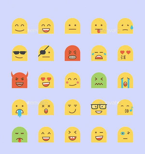 Emotional Emoji Design