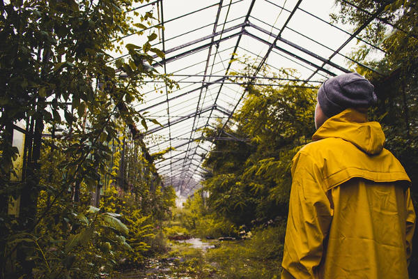 Environmental Portrait Photography