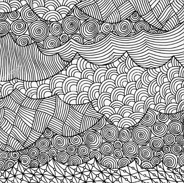 40 Doodle Patterns PSD Vector EPS PNG Format Download Enchanting Doodle Patterns