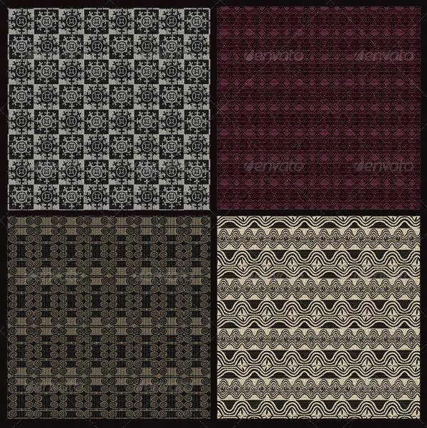 Ethnic Fabric Pattern