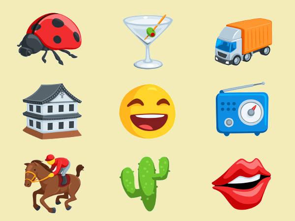 Facebook Emoji Design