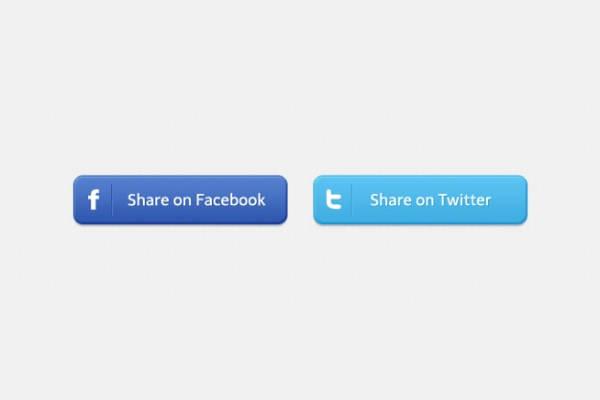 Facebook Share Icon