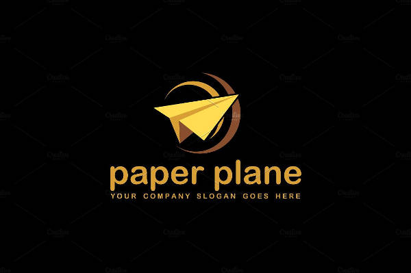 Famous Airline Agency Logo