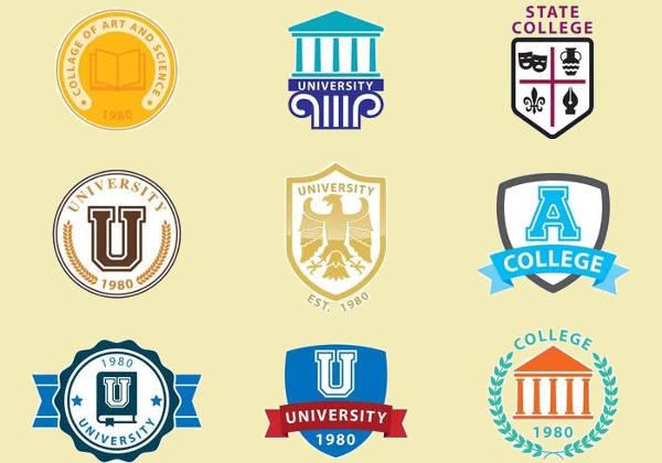 Famous University Logo