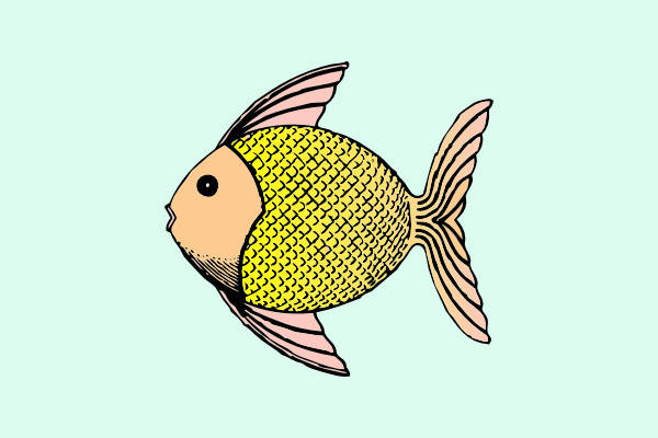 Fish Silhouette Clip Art