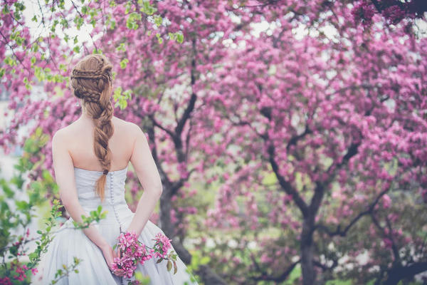 Flower Portrait Photography