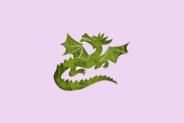Flying Dragon Clipart