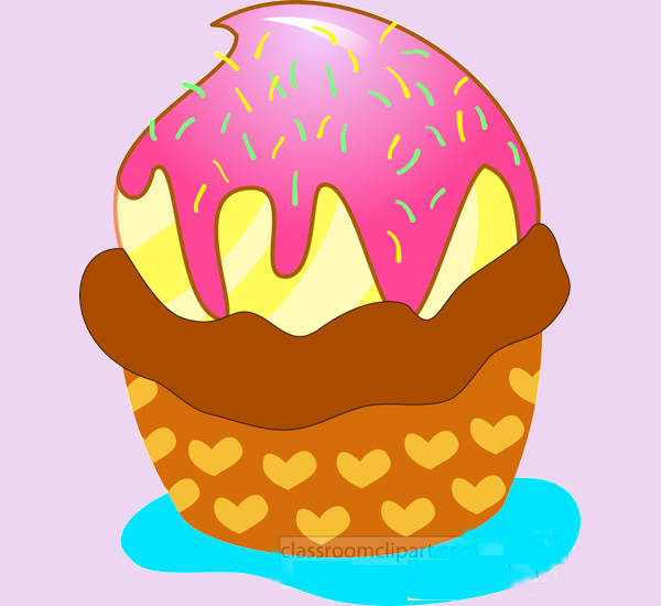 Food Dessert Clipart