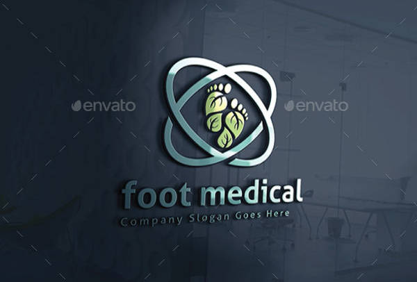 Foot Medical Logo
