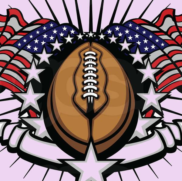 Football Logo Clip Art