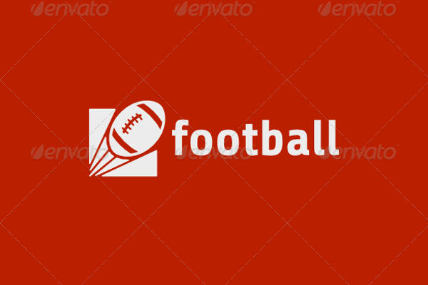 Football Rugby Logo