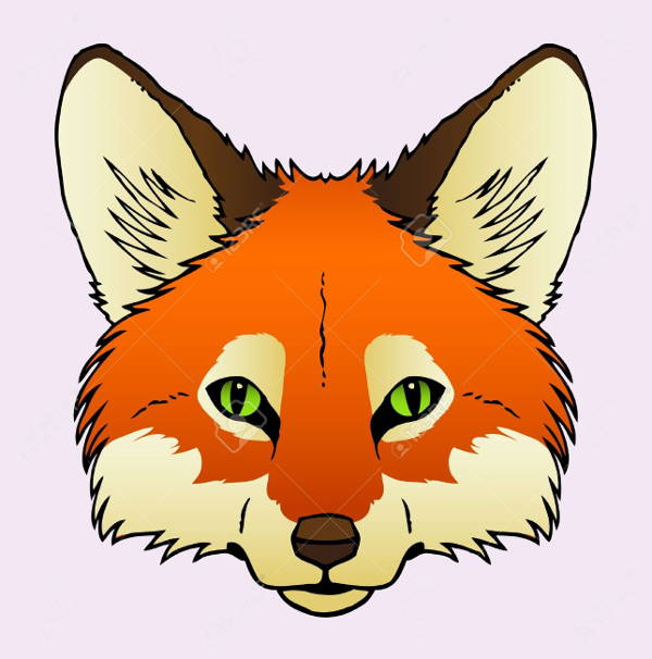 Aninimal Book: 8+ Fox Cliparts - Free Vector EPS, JPG, PNG Format Download