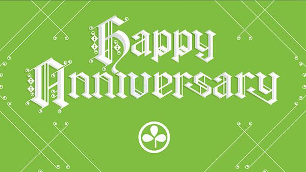 Free Anniversary Greetings