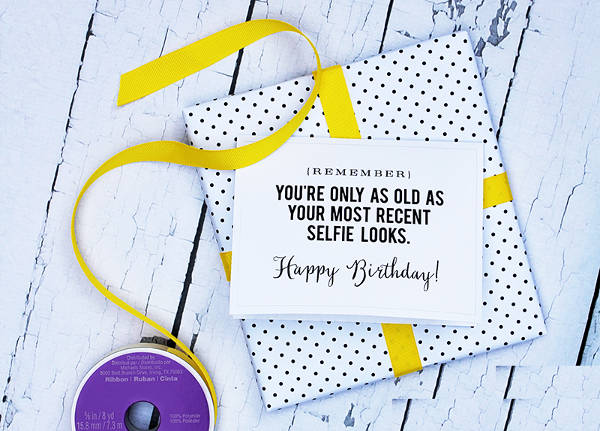 Free Birthday Printables