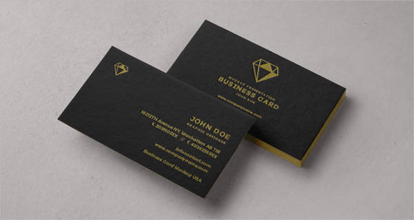 free business card mockup1