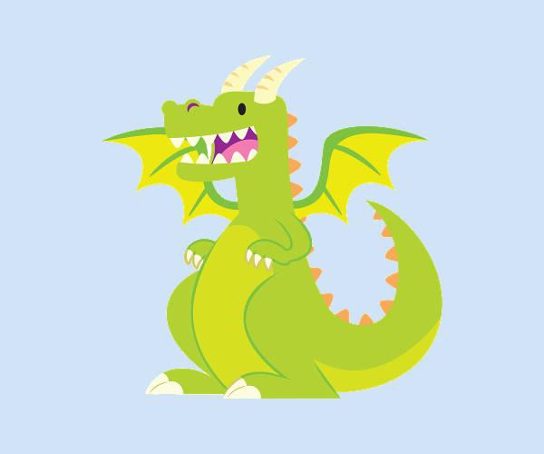 Free Dragon Clipart