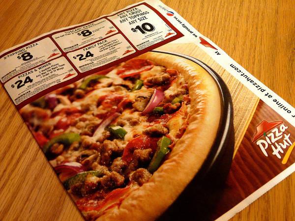 Free Food Coupon Design