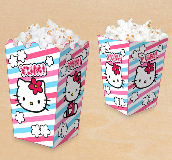 Free Hello Kitty Printables