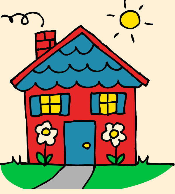 Free House Clipart