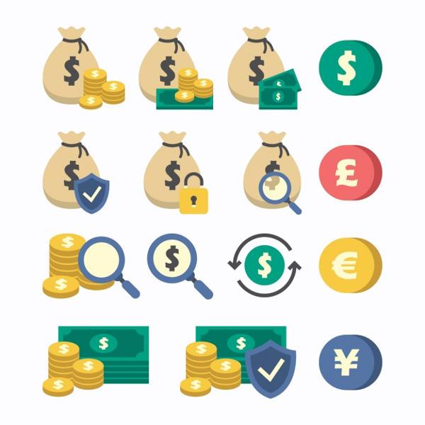 Free Money Icons