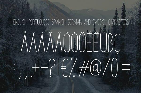 Free Web Font