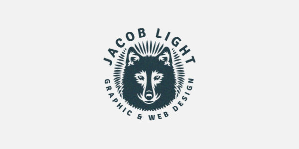 Free Wolf Logo
