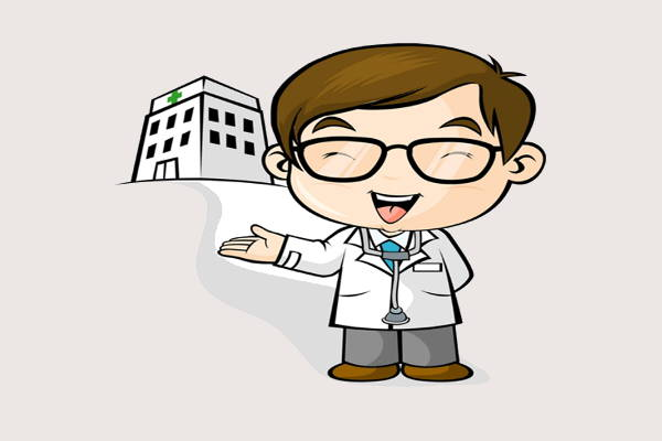 Funny Doctor Clipart