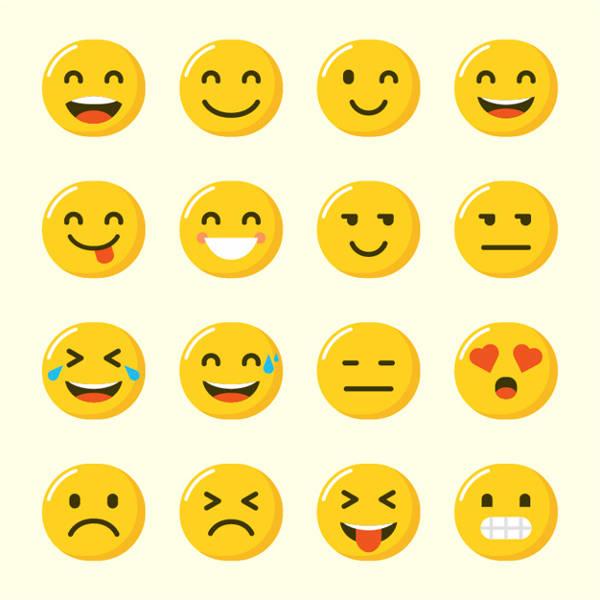 Funny Emoji Design